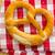 zoute · krakeling · servet · vers · bakkerij · Duitsland - stockfoto © jirkaejc