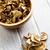 aszalt · gombák · fából · készült · tál · zöldség - stock fotó © jirkaejc