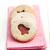 Noel · kurabiye · pembe · şeker · şeker - stok fotoğraf © jirkaejc
