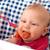 feeding baby food to baby stock photo © jirkaejc