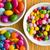 шоколадом · конфеты · изолированный · белый · толпа · фон - Сток-фото © jirkaejc