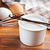 バニラ · 砂糖 · 台所用テーブル · 卵 · グループ · 黒 - ストックフォト © jirkaejc
