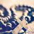 eski · ahşap · çapraz · İsa · taş · din - stok fotoğraf © jirkaejc