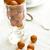 marcipán · golyók · étel · fehér · desszert - stock fotó © jirkaejc