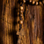 wooden rosary beads hanging stock photo © jirkaejc