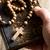святой · Библии · распятие · охватывать · закрыто · крест - Сток-фото © jirkaejc