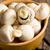 hoop · champignon · champignons · kruiden · geïsoleerd · witte - stockfoto © jirkaejc