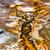 雲 · 湖 · 米国 · 青 · 白 · 地平線 - ストックフォト © jkraft5