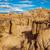 çöl · kanyon · kuru · gökyüzü · doğa - stok fotoğraf © jkraft5