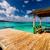 кокосового · Карибы · древесины · пирс · бирюзовый · морем - Сток-фото © jkraft5