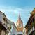 カラフル · 歴史的 · 大聖堂 · コロニアル - ストックフォト © jkraft5