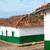 groene · witte · koloniaal · straat · hoek · weg - stockfoto © jkraft5