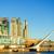 arranha-céus · Buenos · Aires · moderno · distrito · Argentina · água - foto stock © jkraft5