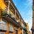 sömürge · mimari · turuncu · beyaz · binalar - stok fotoğraf © jkraft5