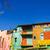 LA · színes · környék · Buenos · Aires · történelmi · ház - stock fotó © jkraft5