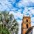 大聖堂 · 木 · 表示 · コロンビア · 興味深い - ストックフォト © jkraft5
