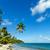 beautiful deserted beach stock photo © jkraft5