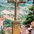 steen · kruis · begraafplaats · kerkhof · geloof · symbool - stockfoto © jkraft5
