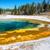 piscina · colorido · parque · EUA · laranja · viajar - foto stock © jkraft5