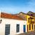 コロニアル · 歴史的 · 建物 · 市 · ホーム - ストックフォト © jkraft5