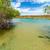 Blue · Sky · облака · лес · пейзаж · морем · лист - Сток-фото © jkraft5