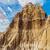 çöl · kaya · oluşumu · kuru · gökyüzü · doğa - stok fotoğraf © jkraft5