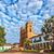 大聖堂 · 美しい · 砂岩 · 町 · コロンビア - ストックフォト © jkraft5