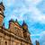 ボゴタ · 大聖堂 · フロント · コロンビア · 青空 · 後ろ - ストックフォト © jkraft5