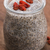 semente · pudim · fruto · mirtilos · extremo · raso - foto stock © joannawnuk