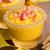 fényes · sütőtök · torta · krém · étel · narancs - stock fotó © joannawnuk