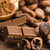 orgânico · cacau · feijões · pó · colher · chocolate - foto stock © joannawnuk
