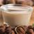 hazelnoot · melk · achtergrond · drinken · tarwe · ontbijt - stockfoto © joannawnuk