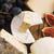 uvas · cuchillo · bordo · calidad · lujo - foto stock © joannawnuk