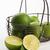 limon · yeşil · yaprak · yalıtılmış · beyaz - stok fotoğraf © joannawnuk