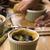 casero · ciruela · tarta · arándano · rústico · casa - foto stock © joannawnuk