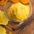 pumpkin ice cream stock photo © joannawnuk