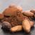 cacau · feijões · pó · colher · cozinhar · semente - foto stock © joannawnuk