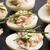 aperitivo · pepino · crema · queso · rebanada - foto stock © joannawnuk