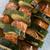 鮭 · ケバブ · プレート · 表 · 食品 · 魚 - ストックフォト © joannawnuk