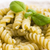 italiano · macarrão · pesto · fresco · caseiro · molho - foto stock © joannawnuk