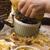 casero · ciruela · tarta · madera · fondo · desayuno - foto stock © joannawnuk