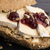 bread served with camembert and cranberry stock photo © joannawnuk