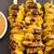 finom · ázsiai · konyha · tyúk · étel · tányér · hús - stock fotó © joannawnuk
