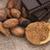 cacao · bonen · chocolade · plant · eten · graan - stockfoto © joannawnuk