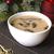 setas · sopa · tazón · mesa · alimentos · verde - foto stock © joannawnuk