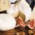 queso · frutas · uvas · frutas · restaurante - foto stock © joannawnuk