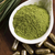 young barley grass detox superfood stock photo © joannawnuk