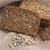 witte · donkere · brood · brood · graan · bruin - stockfoto © joannawnuk