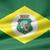 флаг · Рио-де-Жанейро · дизайна · зеленый · стране - Сток-фото © joggi2002