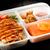 アジア · 弁当箱 · スタイル · 食べる · フル · 材料 - ストックフォト © johnkasawa